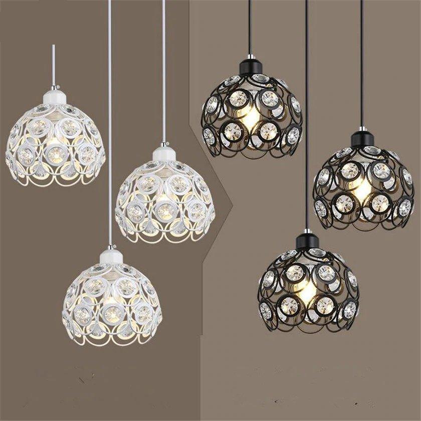 LED Crystal Chandelier