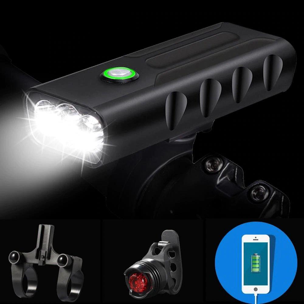 Waterproof Bike Headlight