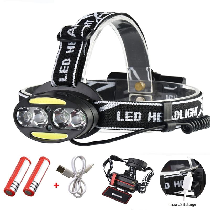 30000 Lumen Headlamp