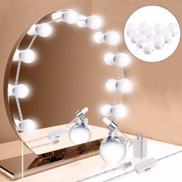 Hollywood Style Makeup Mirror