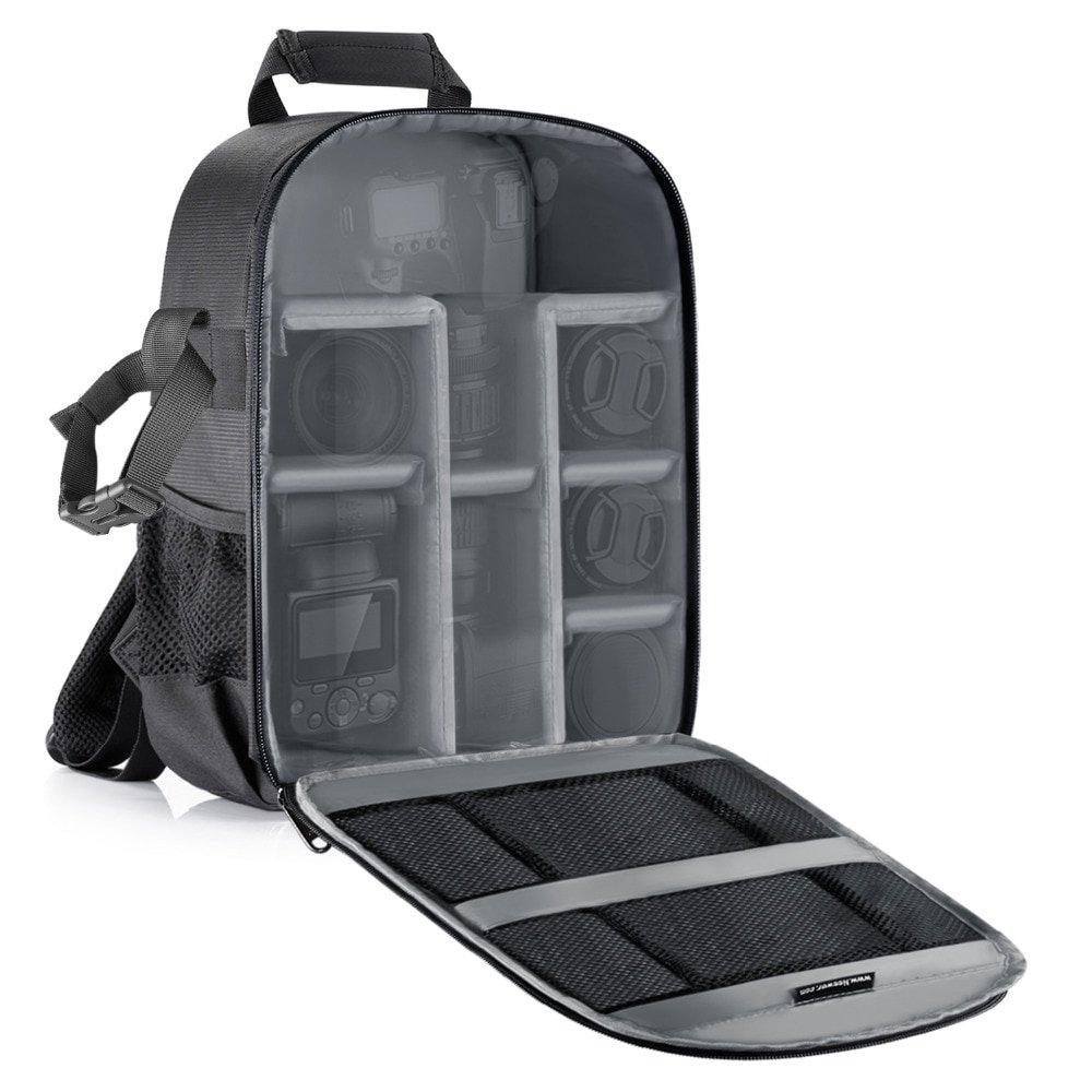 partition camera bag