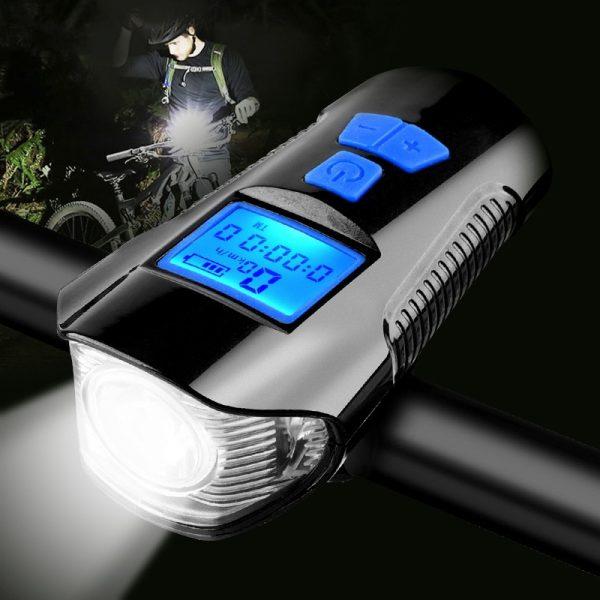 Waterproof Bicycle Light