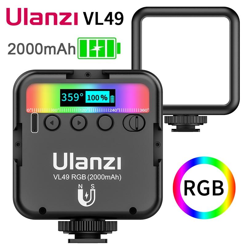 Mini RGB Video Light