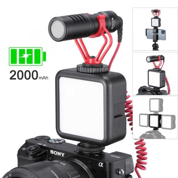 Mini Portable LED Video Light