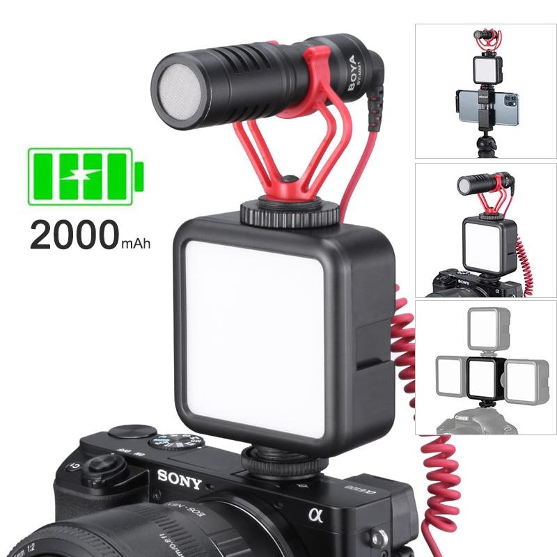 Mini Portable LED Video Light