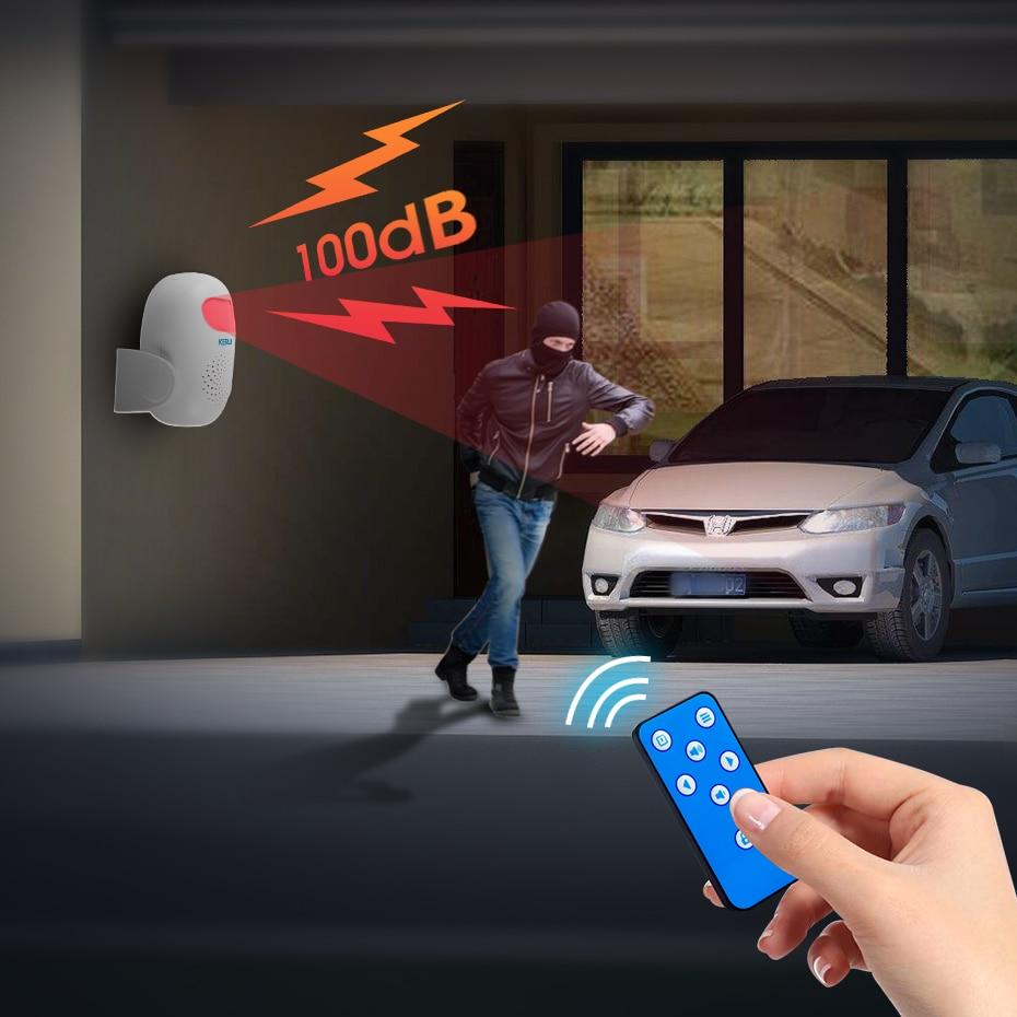 Anti-Theft Burglar